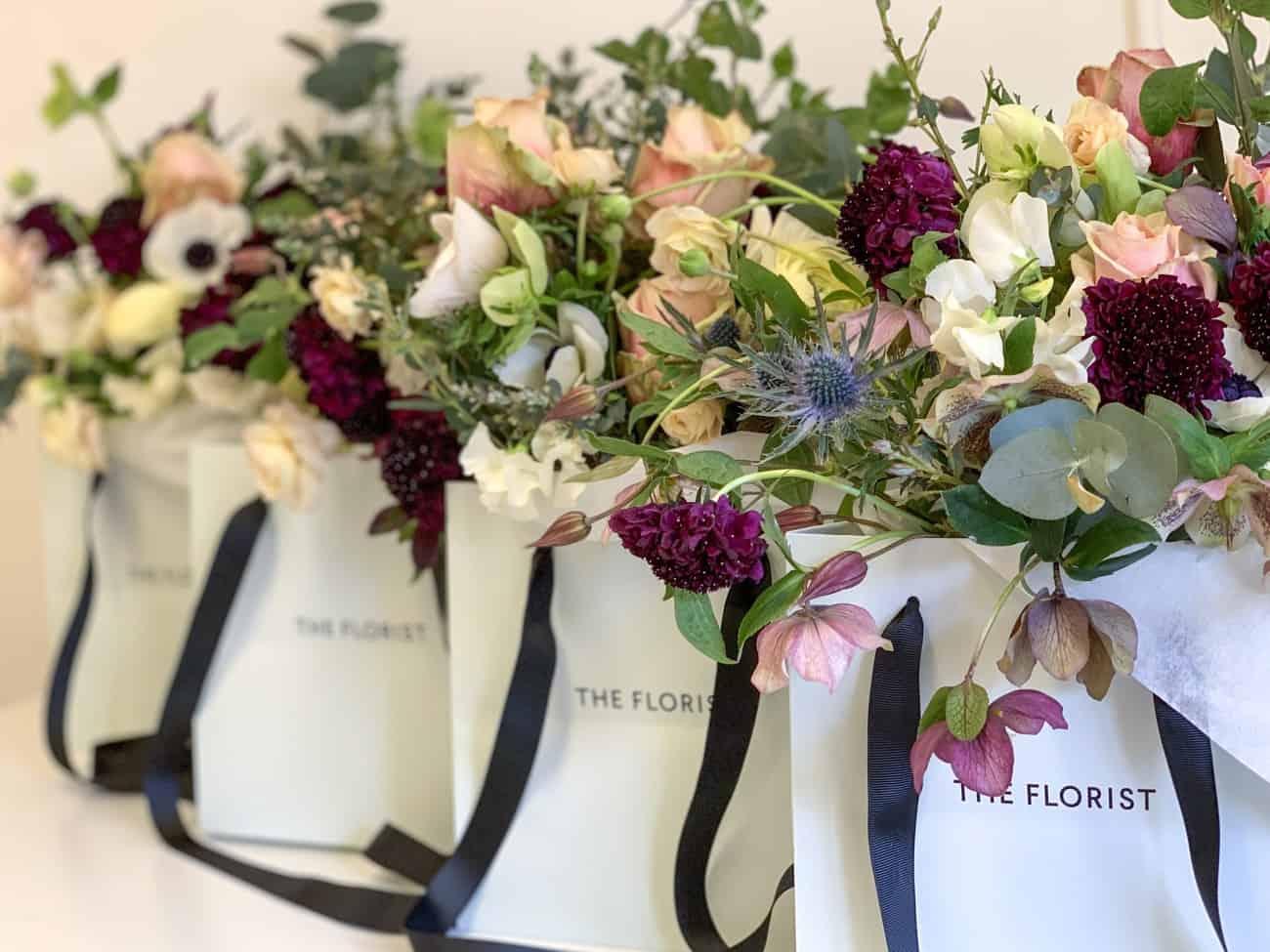The Florist Portfolio Design Labor 001